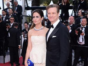 Livia Giuggioli, Colin Firth w Cannes