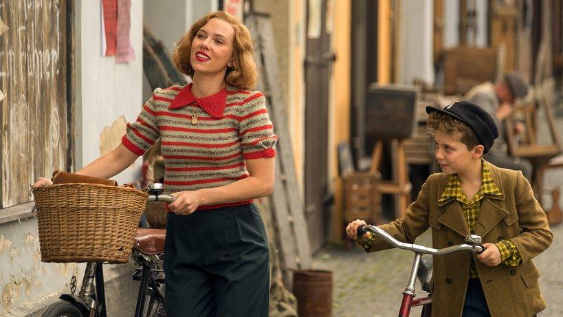 Czy Scarlett Johansson ma szansę na Oscara?