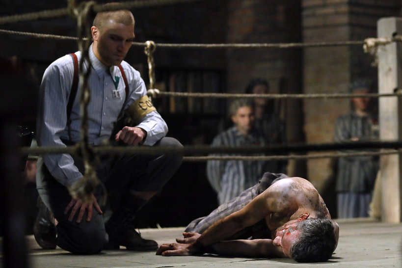 Historia boksera z Auschwitz