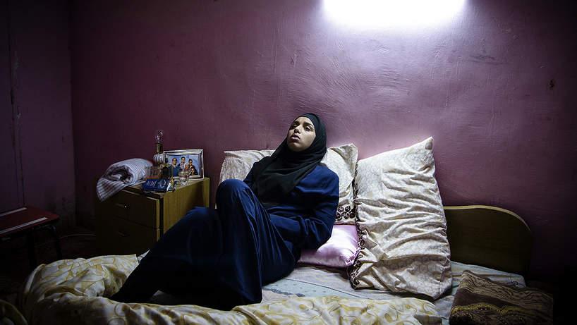 Layla M. film o Arabkach