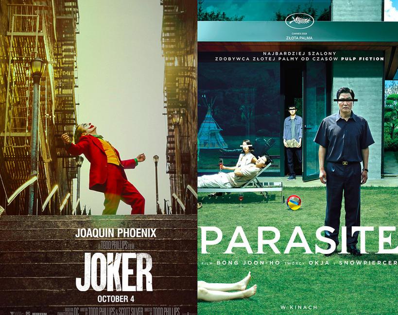 Nominacje w kategorii Najlepszy film