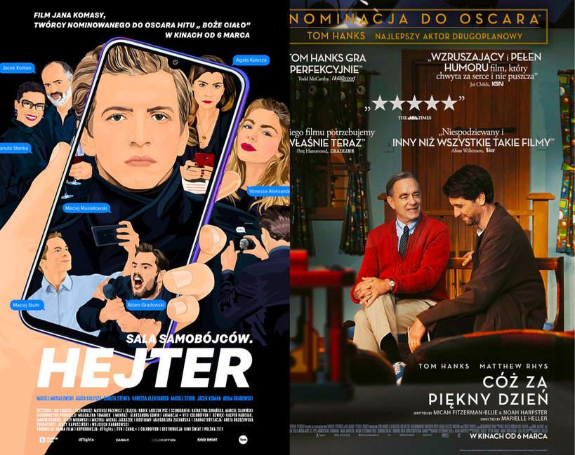 Premiery filmowe