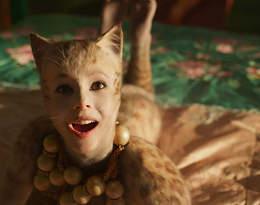 Ekranizacja musicalu Koty z Taylor Swift i Judi Dench olbrzymią klapą finansową!