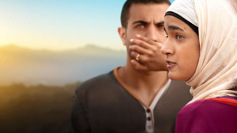 Pustynna burza film o Arabkach