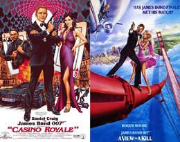 Oto najpiękniejsze piosenki z filmów o agencie 007!