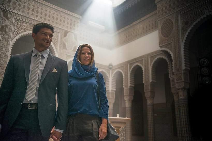 Zakazana żona film o Arabkach