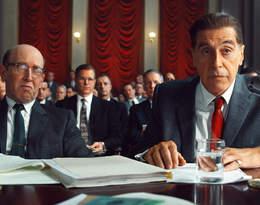 Robert De Niro, Al Pacino iJoe Pescirazem na ekranie wIrlandczykuMartina Scorsesego