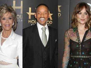 Jane Fonda, Will Smith, Dakota Johnson, Carey Mulligan