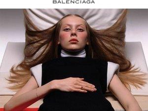 Balenciaga jesień-zima 1998-99
