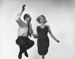 Marilyn Monroe i Philippe Halsman