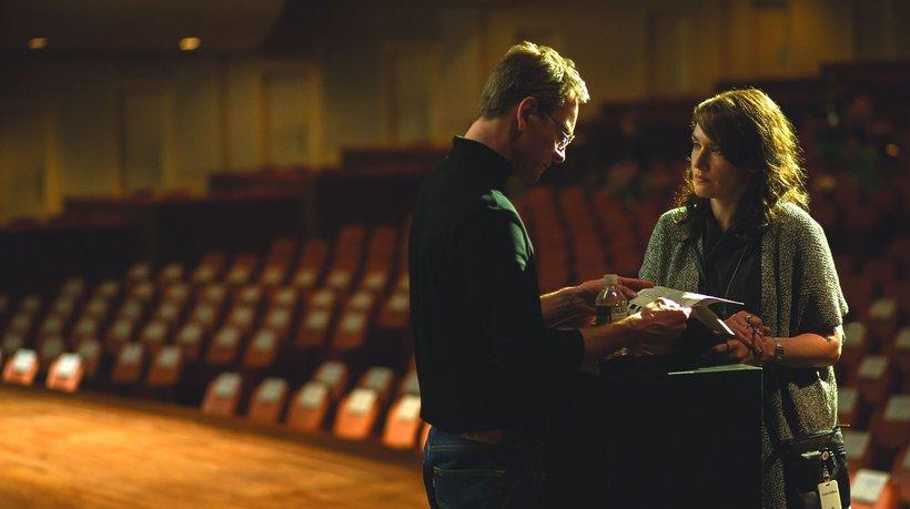 Michael Fassbender i Kate Winslet w