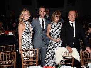 Kate Hudson, Neil Patrick Harris, Anna Wintour, Michael Kors na gali God's Love We Deliver
