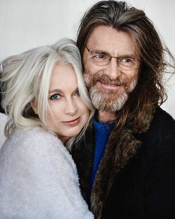 Manuela Gretkowska i Piotr Pietucha