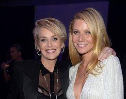 Sharon Stone i Gwyneth Paltrow