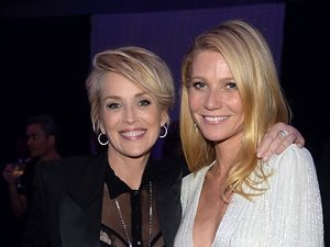 Sharon Stone i Gwyneth Paltrow