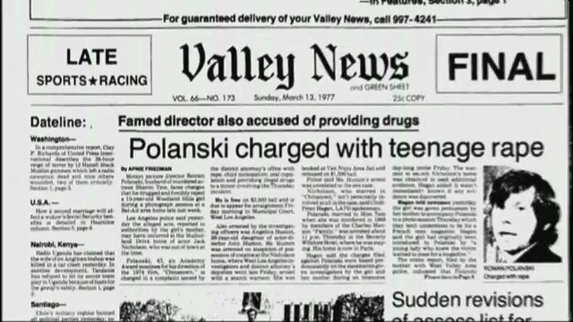 Gazeta z LA - kadr z dokumentu