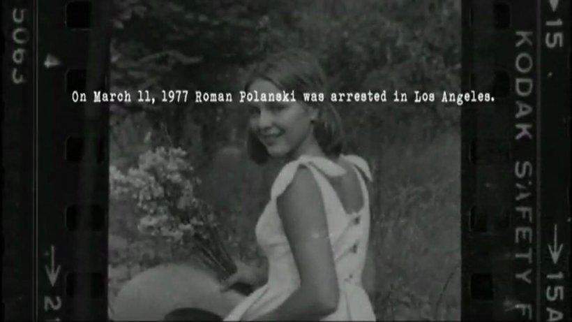 Kadr z Roman Polanski: Wanted and Desired