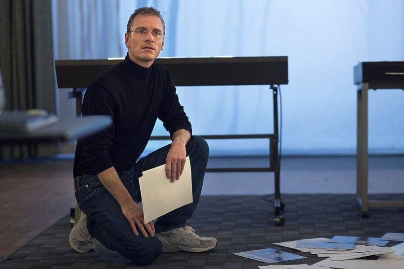 Michael Fassbender jako Jobs