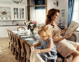 Agnieszka Maciąg z córką Helenką
