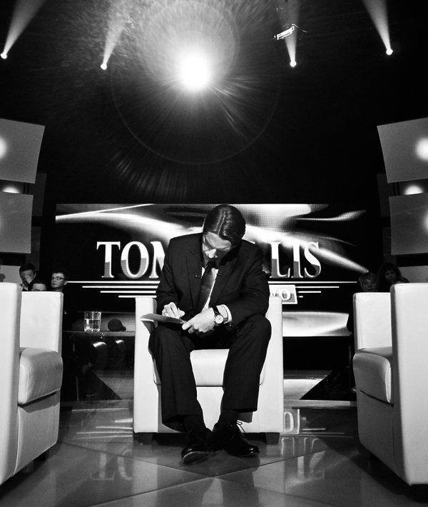 """Tomasz Lis, """"Viva!"""" marzec 2012"""