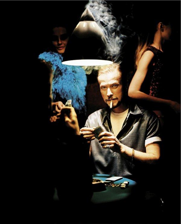"""Artur Żmijewski, """"Viva!"""" marzec 2001"""