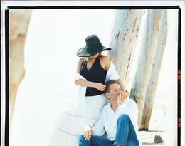 """Jacek Borkowski i Magda Gotowiecka, """"Viva!"""" czerwiec 2003"""