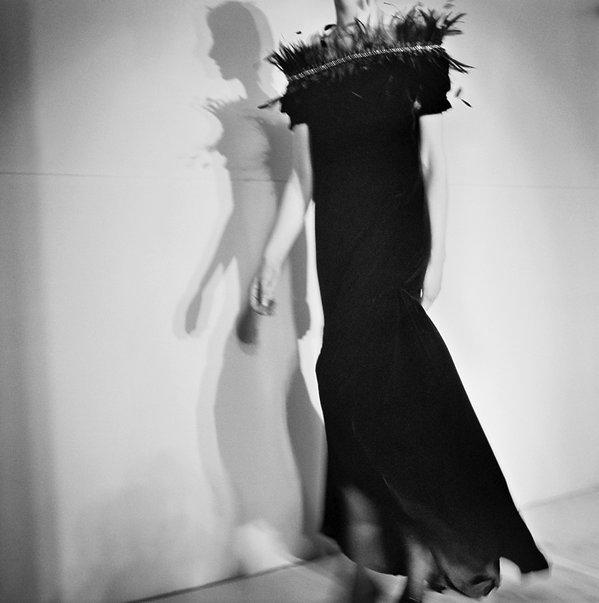 Modelka na pokazie Caroliny Herrery