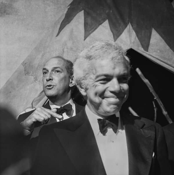 Ralph Lauren i Oscar de la Renta