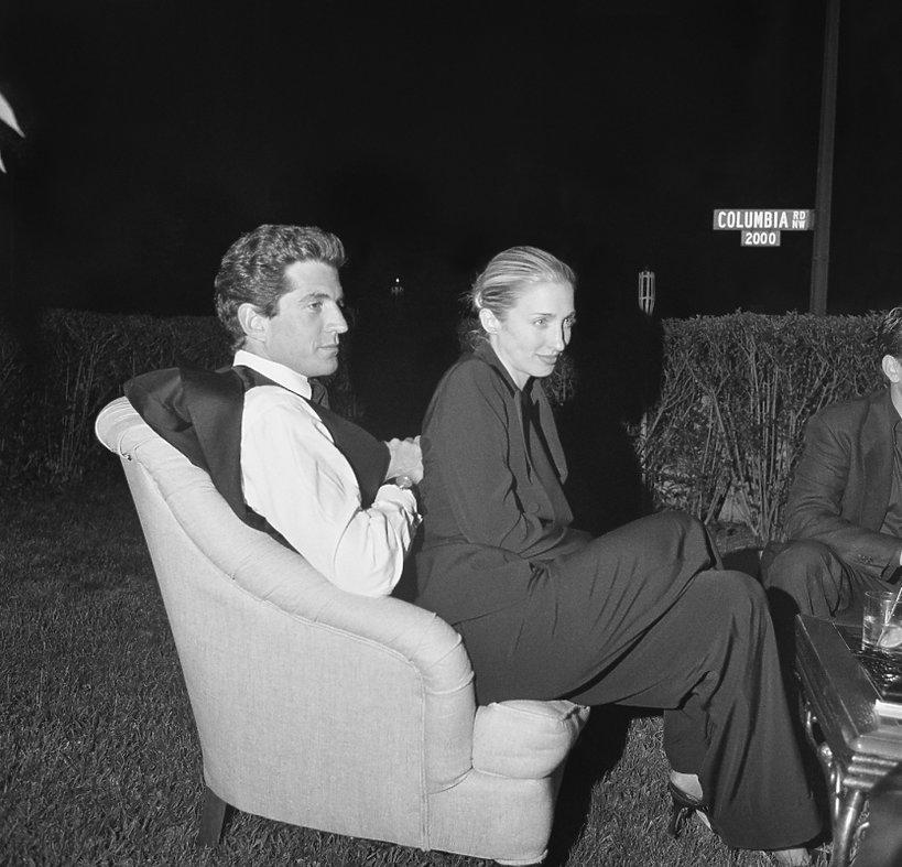 John F. Kennedy Jr. i Carolyn Bessette