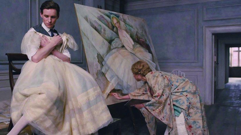 Eddie Redmayne i Alicia Vikander