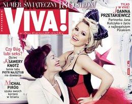 Doda z mamą Wandą Rabczewską, Viva! grudzień 2009