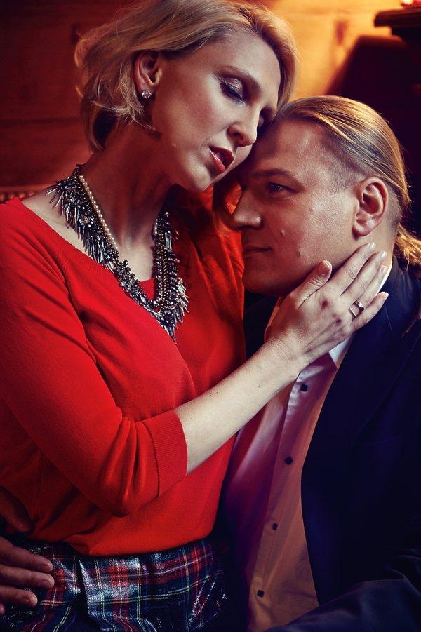 Paweł i Katarzyna Golcowie,
