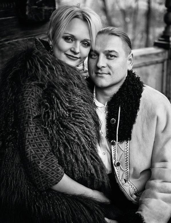 Łukasz i Edyta Golcowie,