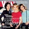 Danuta Stenka, Dominika Ostałowska i Maja Ostaszewska na okładce Vivy!, maj 2006