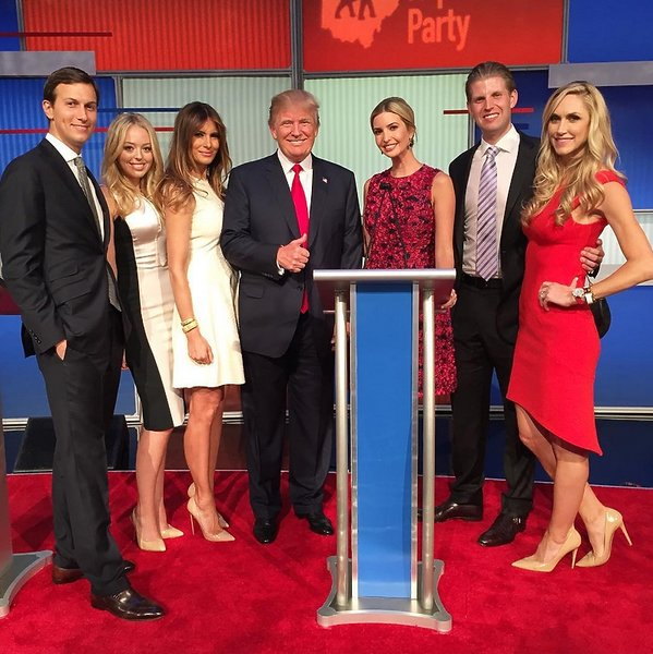 Rodzina Donalda Trumpa