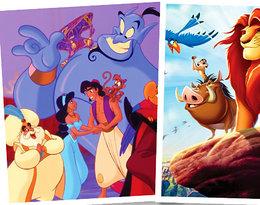 """Pamiętacie """"Króla Lwa""""? Od 1937 r. Disney wypuszcza filmy prawie co rok! Przypominamy kultowe dzieła"""