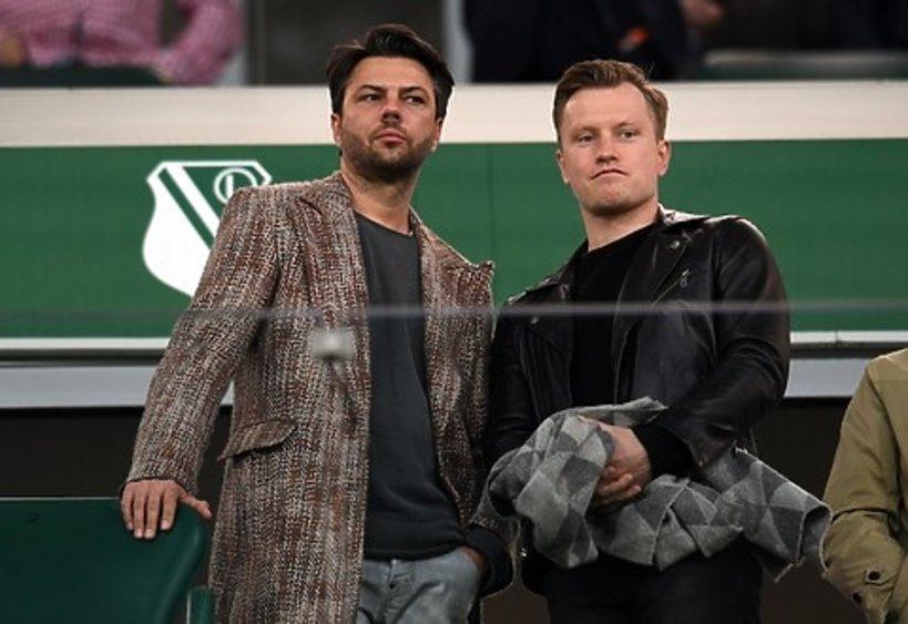 Kuba Wesołowski i Olivier Janiak
