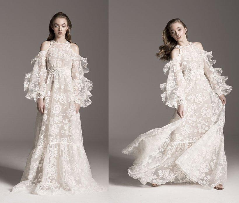 9ae729c7fa Pierwsza kolekcja sukien slubnych Lidii Kality