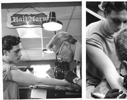 Czy Brooklyn Beckham zamierza pobić rekord swojego ojca, Davida Beckhama? Zobacz jego wszystkie tatuaże!