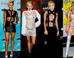 Miley Cyrus obchodzi dzisiaj 25 urodziny! Zobaczcie jej najbardziej kontrowersyjne kreacje! Odważylibyście się to ubrać?
