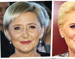 Agata Duda całkowicie zmieniła fryzurę! Zobaczcie, jak się prezentuje. Wygląda lepiej?