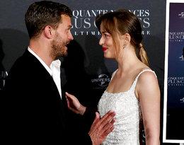 """Zobaczcie seksowne stylizacje gwiazd na oficjalnej premierze """"Nowego oblicza Greya"""" w Paryżu!"""