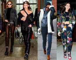 Hadid, Jenner, Gerber... Zobaczcie, jak topowe modelki prezentują się poza wybiegiem!