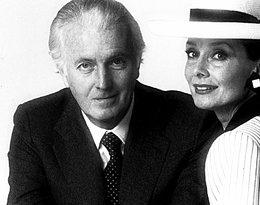 Nie żyje legendarny projektant Hubert de Givenchy. Miał 91 lat