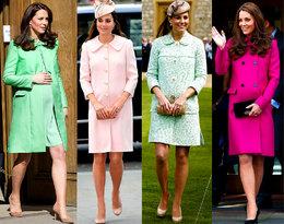 Księżna Kate już urodziła! Przypominamy jej najlepsze ciążowe stylizacje