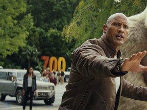 zdjęcie z filmu Rampage: Dzika furia. Courtesy of Warner Bros.