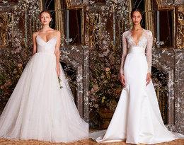Szykujesz się do ślubu? Zobacz suknie Monique Lhuillier!