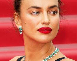 Irina Shayk zachwyciła swoją stylizacją podczas festiwalu filmowego w Cannes!