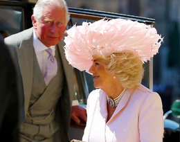 Zobaczcie najbardziej spektakularne kapelusze na ślubie Meghan Markle i księcia Harry'ego