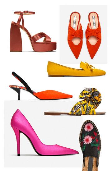 bbbaee6aaf4a3 Wyprzedaż Zara 2018: shopping najlepsze buty na lato | Viva.pl